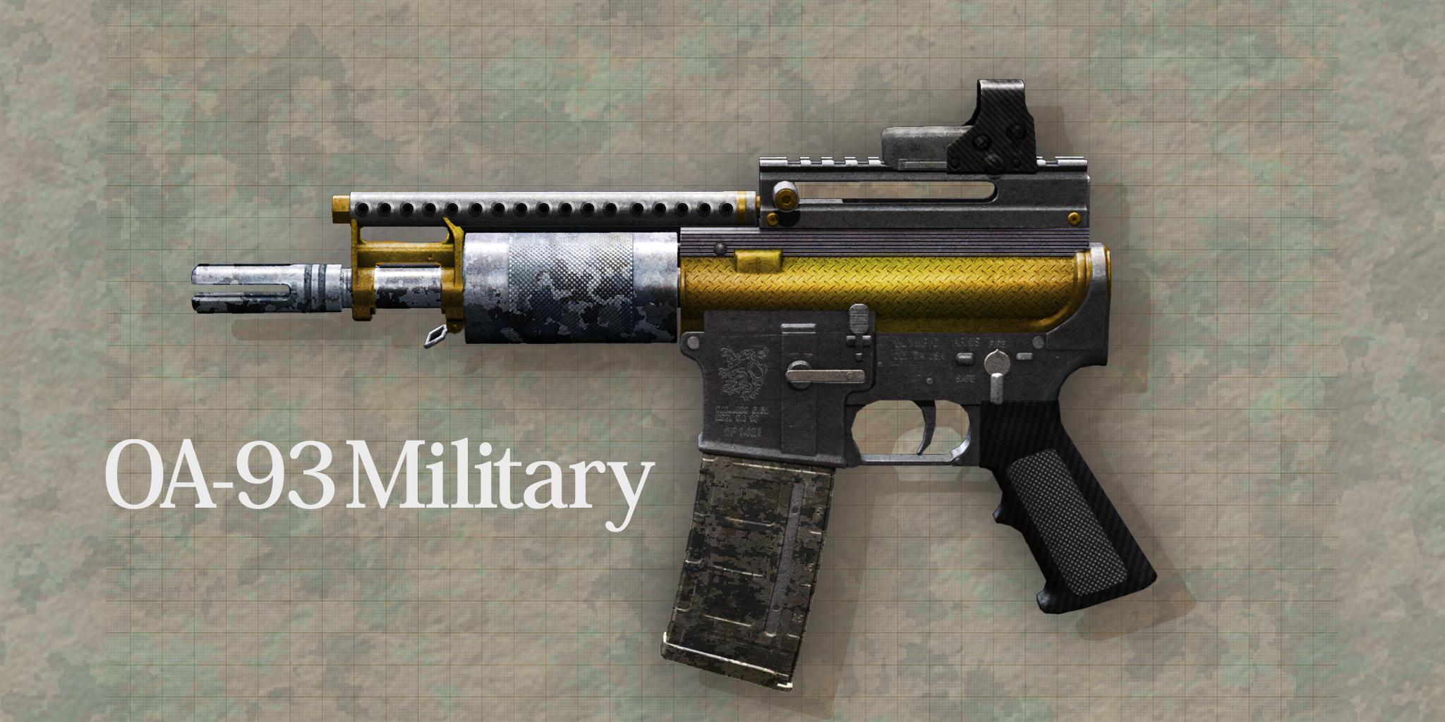 OA-93 Military