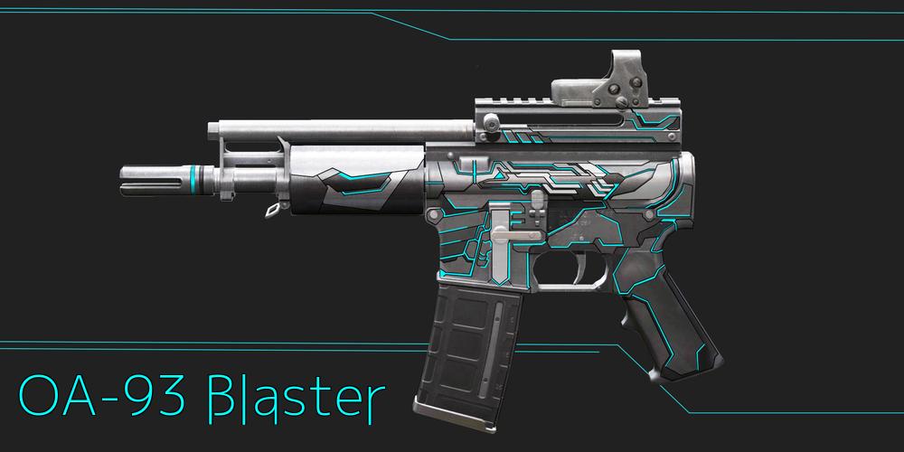 OA-93 Blaster