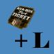 AVA-BOXプレイチケット(60枚)+ Legacy銃器