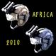 南アフリカ大会ヘルメット(7日)