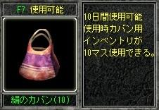 絹のカバン(10)