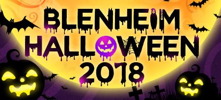 BLENHEIM HALLOWEEN 2018