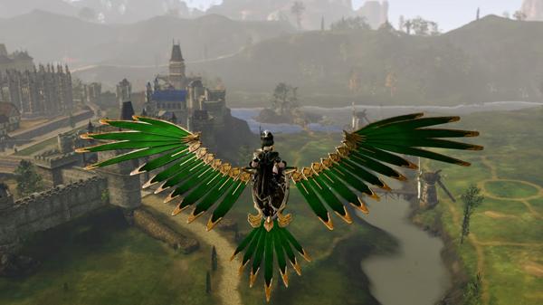 自然の盟約者の翼