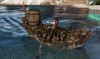 ロンリーボート