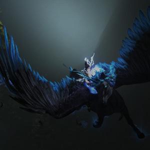 冥王の天馬