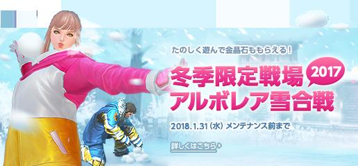 雪合戦2017
